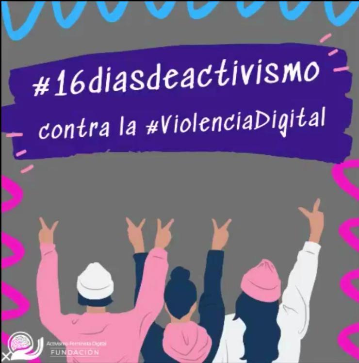 #16DíasDeActivismo contra la violencia machista