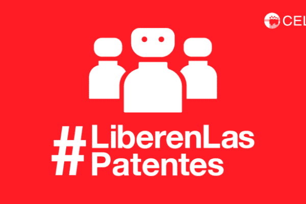 ¡Liberen las patentes!